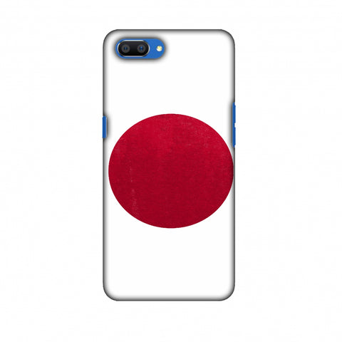 Love For Japan Slim Hard Shell Case For Oppo Realme C1