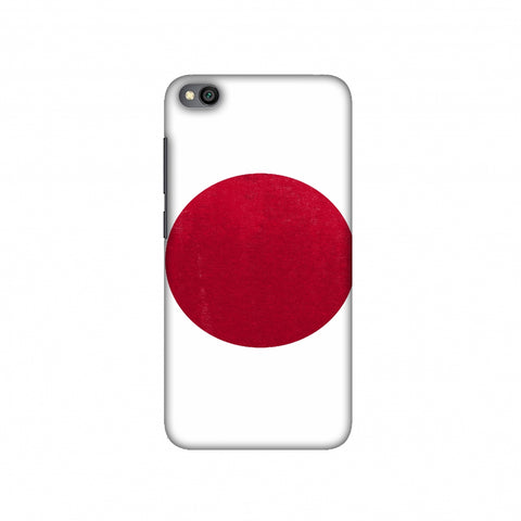 Football - Love For Japan Slim Hard Shell Case For Redmi Go