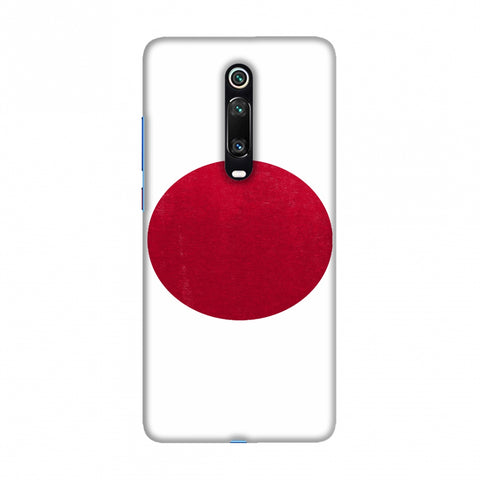 Football - Love For Japan Slim Hard Shell Case For Redmi K20/K20 Pro