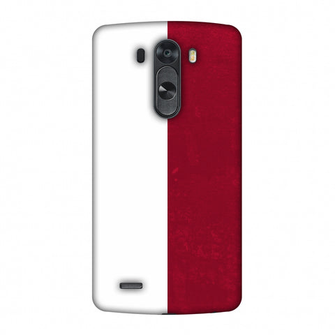 Love For Poland Slim Hard Shell Case For LG G4