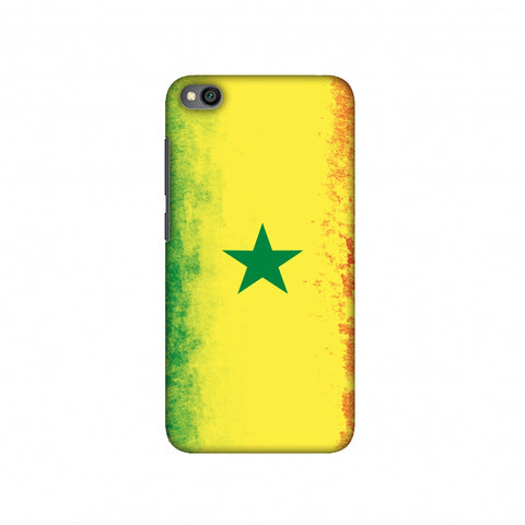 Football - Love For Senegal Slim Hard Shell Case For Redmi Go