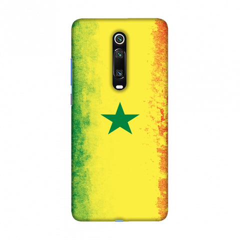 Football - Love For Senegal Slim Hard Shell Case For Redmi K20/K20 Pro