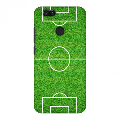 Football - Love Football - Soccer Ground Slim Hard Shell Case For Xiaomi MI A1-5X