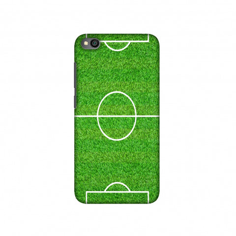 Football - Love Football - Soccer Ground Slim Hard Shell Case For Redmi Go