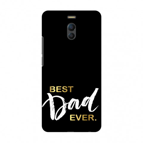 Father's Day - Best Dad Ever Slim Hard Shell Case For Meizu Note 6