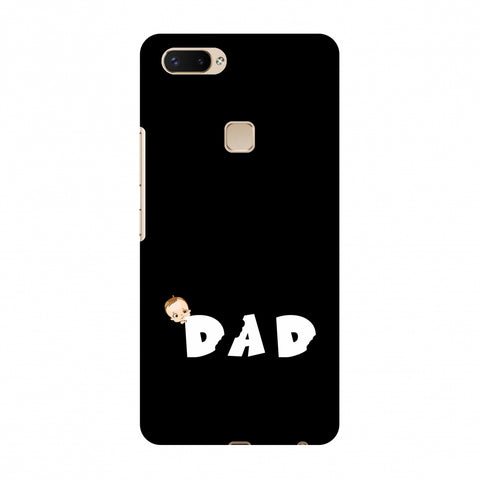 Father's Day - Baby's Dad Slim Hard Shell Case For Vivo X20 Plus