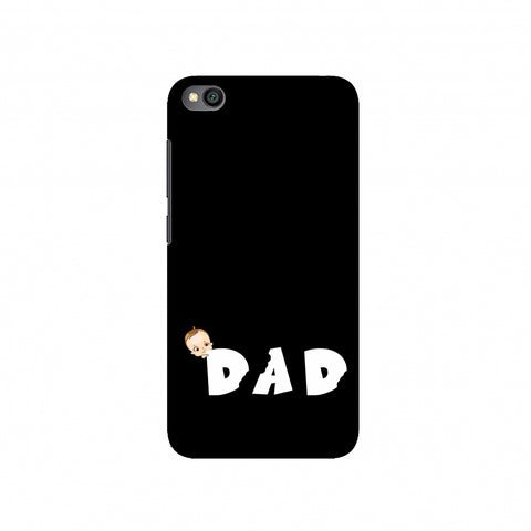 Father's Day - Baby's Dad Slim Hard Shell Case For Redmi Go