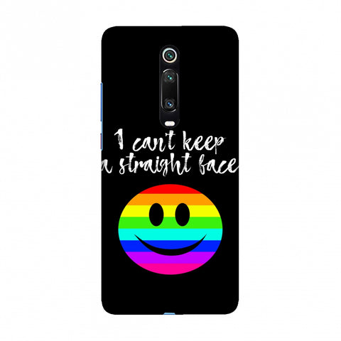 Can't Keep A Straight Face Slim Hard Shell Case For Redmi K20/K20 Pro