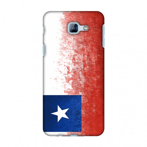 Love For Chile Slim Hard Shell Case For Samsung Galaxy A8 2016