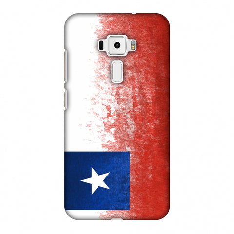 Love For Chile Slim Hard Shell Case For Asus Zenfone 3 ZE520KL