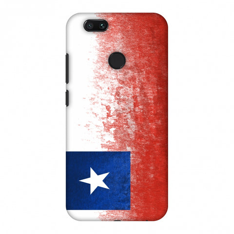 Love For Chile Slim Hard Shell Case For Xiaomi MI A1-5X