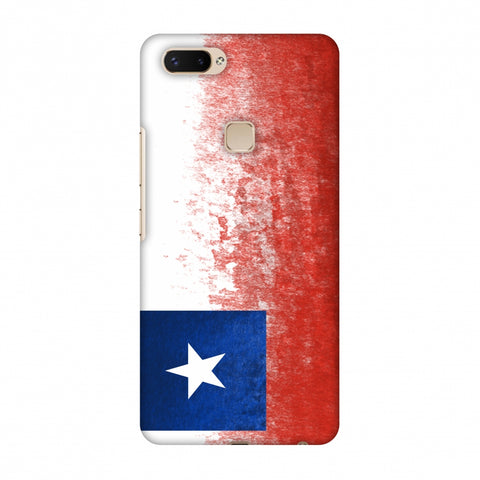 Love For Chile Slim Hard Shell Case For Vivo X20 Plus