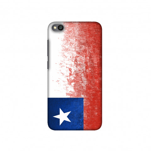 Love For Chile Slim Hard Shell Case For Redmi Go