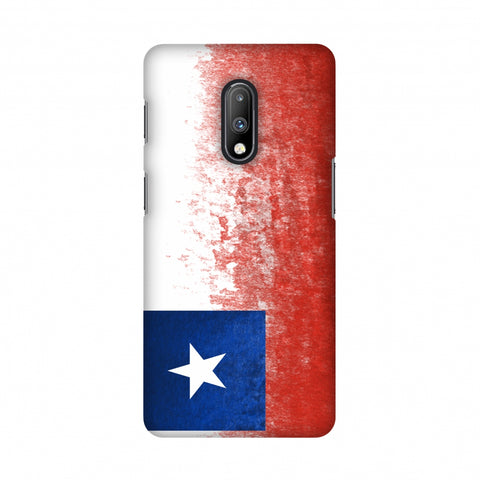 Love For Chile Slim Hard Shell Case For OnePlus 7