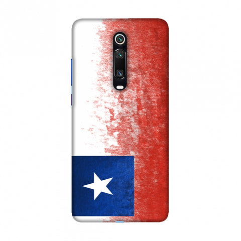 Love For Chile Slim Hard Shell Case For Redmi K20/K20 Pro