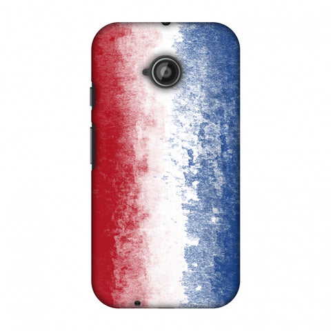 Love For Netherlands Slim Hard Shell Case For Motorola Moto E 2nd Gen