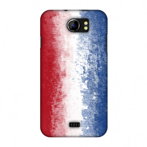Love For Netherlands Slim Hard Shell Case For Micromax Canvas 2 A110