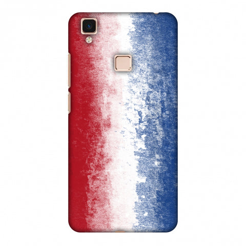 Love For Netherlands Slim Hard Shell Case For Vivo V3 Max