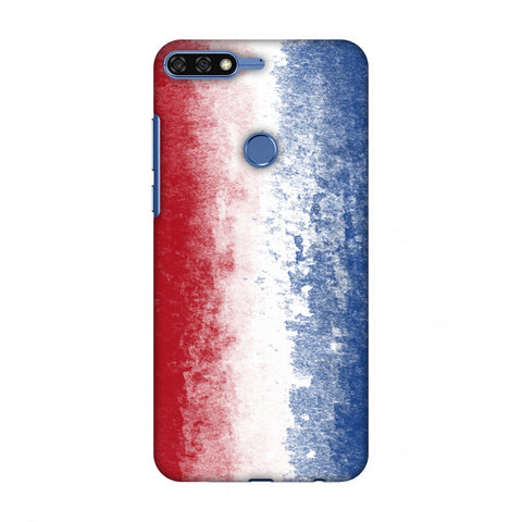 Love For Netherlands Slim Hard Shell Case For Huawei Honor 7C