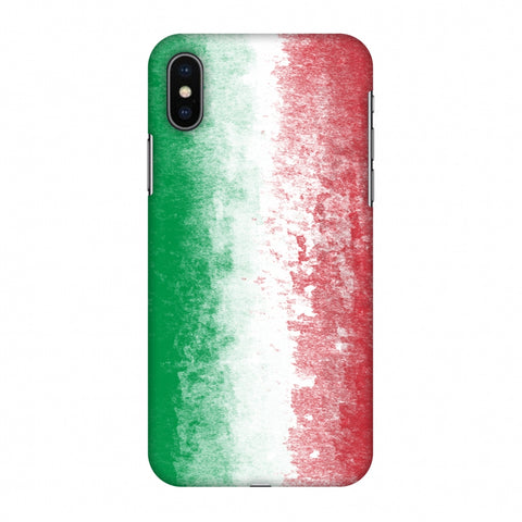 Love For Italy Slim Hard Shell Case For Apple iPhone X