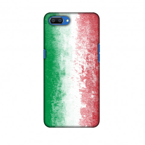 Love For Italy Slim Hard Shell Case For Oppo Realme C1