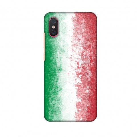 Love For Italy Slim Hard Shell Case For Xiaomi Mi 8 Pro