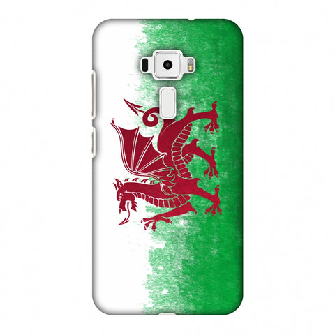 Love For Wales Slim Hard Shell Case For Asus Zenfone 3 ZE520KL