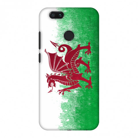 Love For Wales Slim Hard Shell Case For Xiaomi MI A1-5X