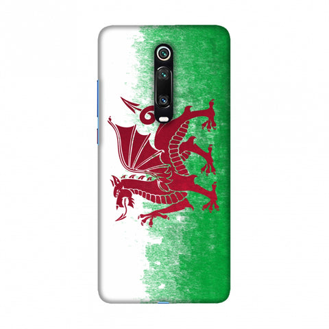 Love For Wales Slim Hard Shell Case For Redmi K20/K20 Pro