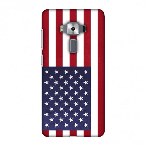 Love For USA Slim Hard Shell Case For Asus Zenfone 3 Deluxe ZS570KL