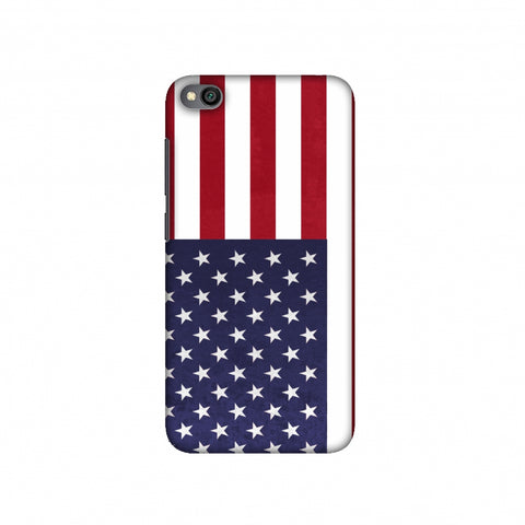Love For USA Slim Hard Shell Case For Redmi Go