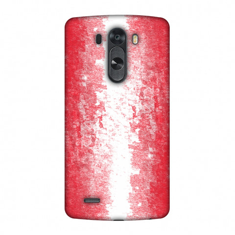 Love For Austria Slim Hard Shell Case For LG G4