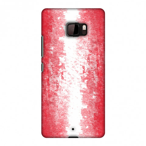 Love For Austria Slim Hard Shell Case For HTC U Ultra