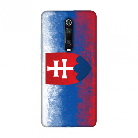 Love For Slovakia Slim Hard Shell Case For Redmi K20/K20 Pro