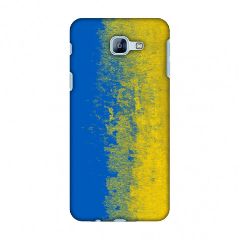 Love For Ukraine Slim Hard Shell Case For Samsung Galaxy A8 2016