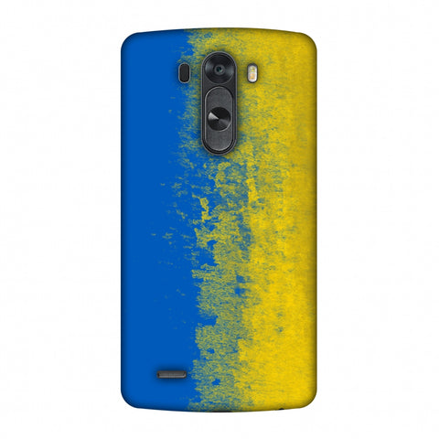 Love For Ukraine Slim Hard Shell Case For LG G4