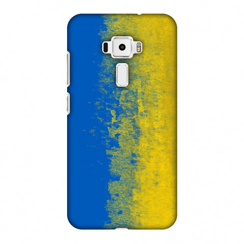 Love For Ukraine Slim Hard Shell Case For Asus Zenfone 3 ZE520KL
