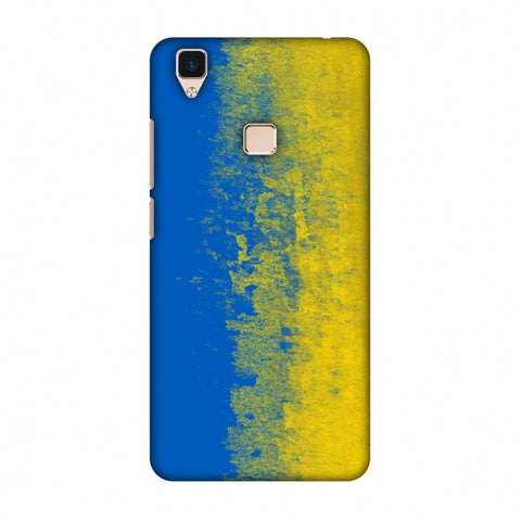Love For Ukraine Slim Hard Shell Case For Vivo V3