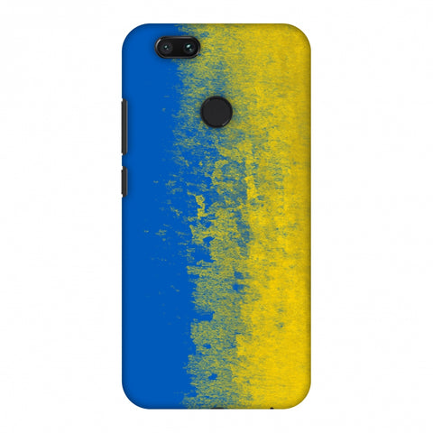 Love For Ukraine Slim Hard Shell Case For Xiaomi MI A1-5X