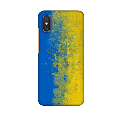 Love For Ukraine Slim Hard Shell Case For Xiaomi Mi 8 Pro