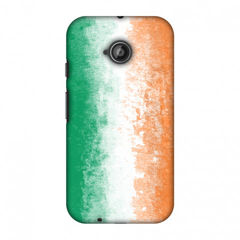 Love For Republic of Ireland Slim Hard Shell Case For Motorola Moto E 2nd Gen