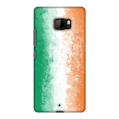 Love For Republic of Ireland Slim Hard Shell Case For HTC U Ultra