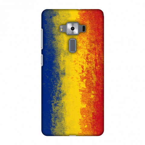 Love For Romania Slim Hard Shell Case For Asus Zenfone 3 Deluxe ZS570KL