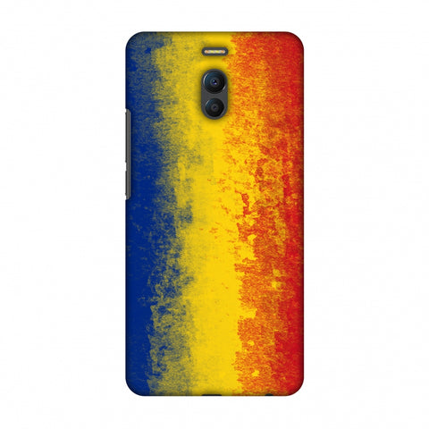 Love For Romania Slim Hard Shell Case For Meizu Note 6