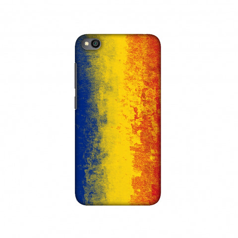Love For Romania Slim Hard Shell Case For Redmi Go