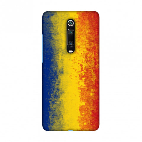 Love For Romania Slim Hard Shell Case For Redmi K20/K20 Pro