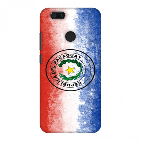 Love For Republic Of Paraguay Slim Hard Shell Case For Xiaomi MI A1-5X