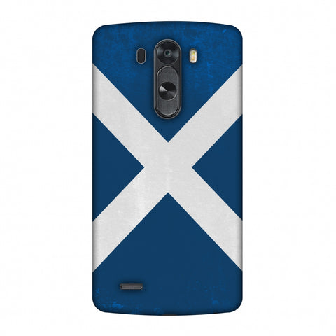 Love For Scotland Slim Hard Shell Case For LG G4