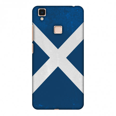 Love For Scotland Slim Hard Shell Case For Vivo V3 Max