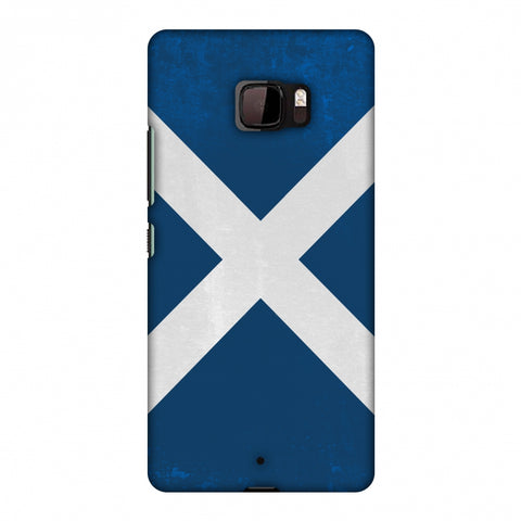 Love For Scotland Slim Hard Shell Case For HTC U Ultra